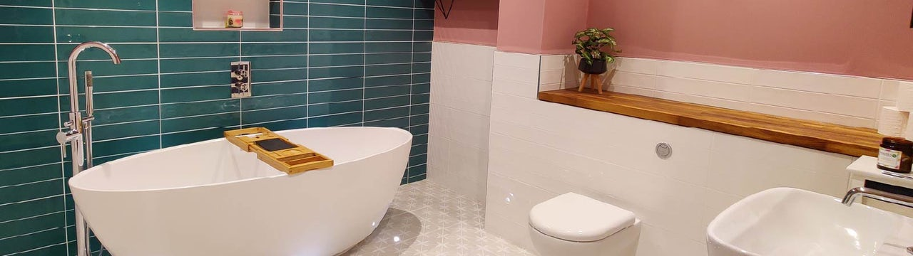 Share your Style: Laura's inspirational bathroom