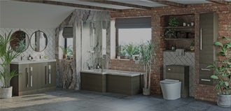Bathroom Ideas: Natural Elements part 3