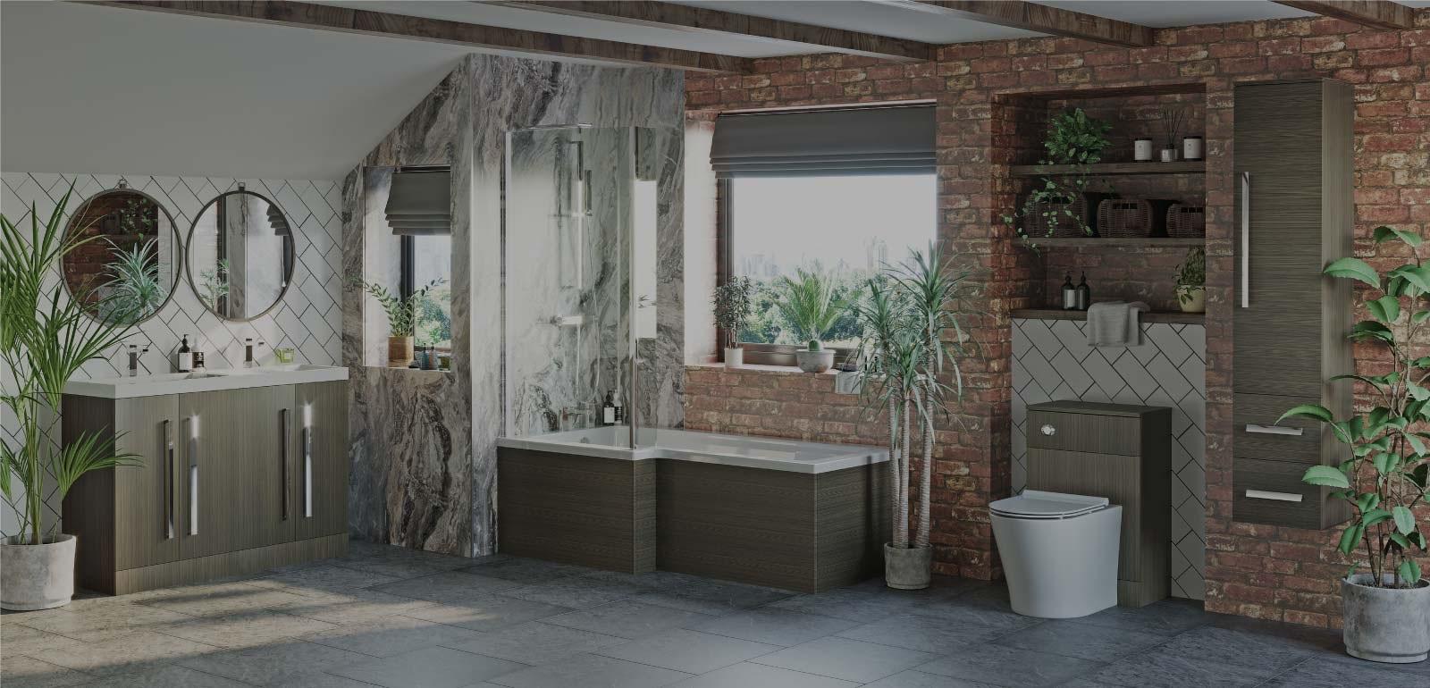 Bathroom Ideas: Natural Elements part 3