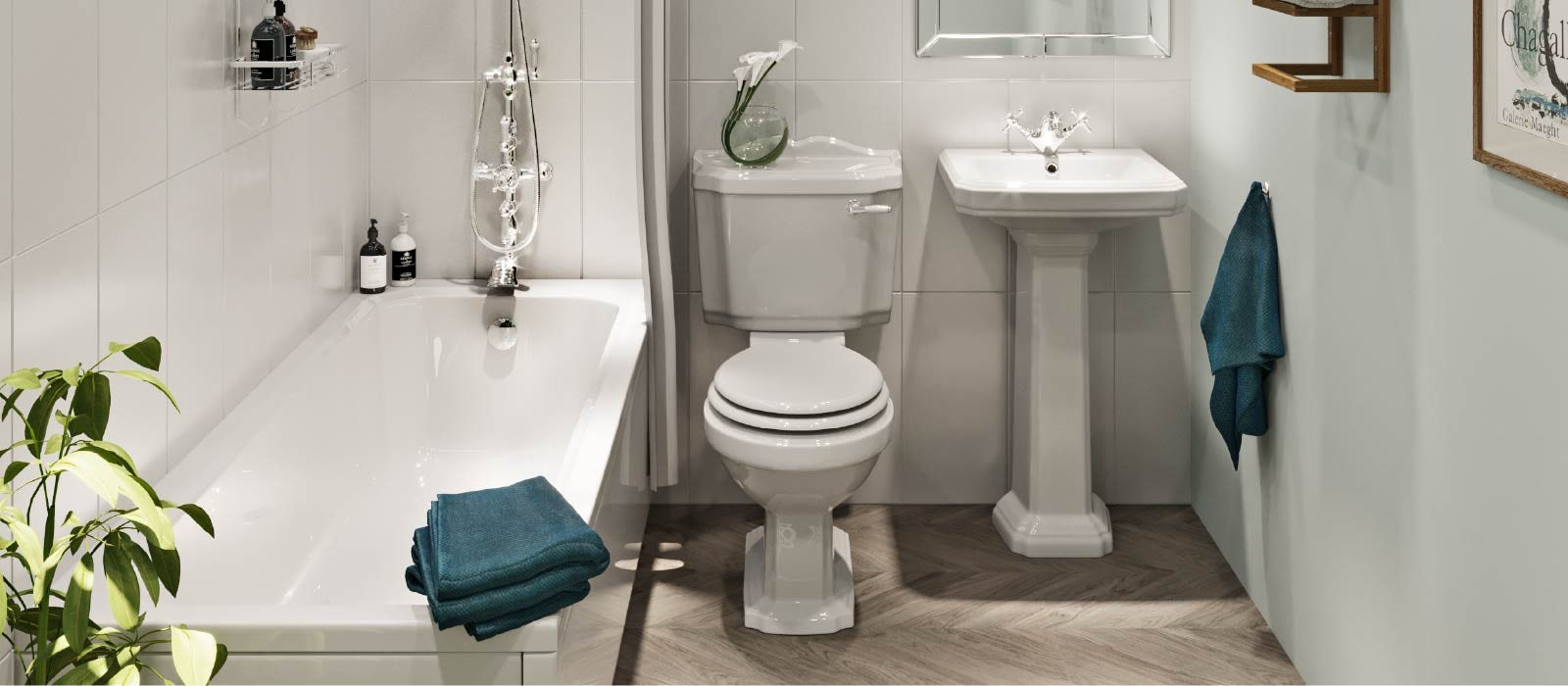 Little Bathroom Victories: How to stop mould in the bathroom
