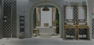 Bathroom Ideas: Go Global—Middle East