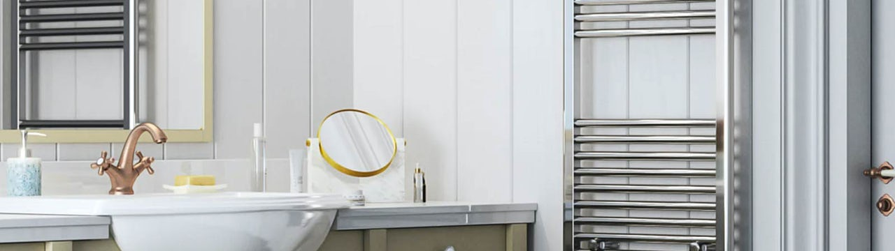What to consider when choosing a designer heated towel rail or radiator