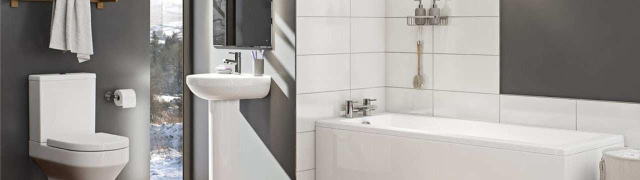 Commonly asked questions about bathroom suites
