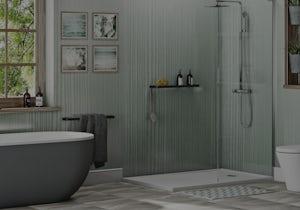 multipanel economy type c black end cap profile. Black Bedroom Furniture Sets. Home Design Ideas