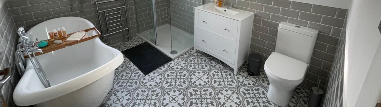 Share your Style: Holly's beautiful bathroom
