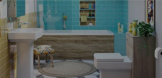 Small Spaces: Accessorising tips for small bathrooms