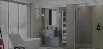 Bathroom Ideas: Lagom—the new Scandi style part 1