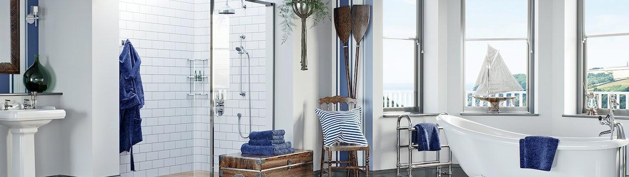 Bathroom ideas: The Harbour part 1