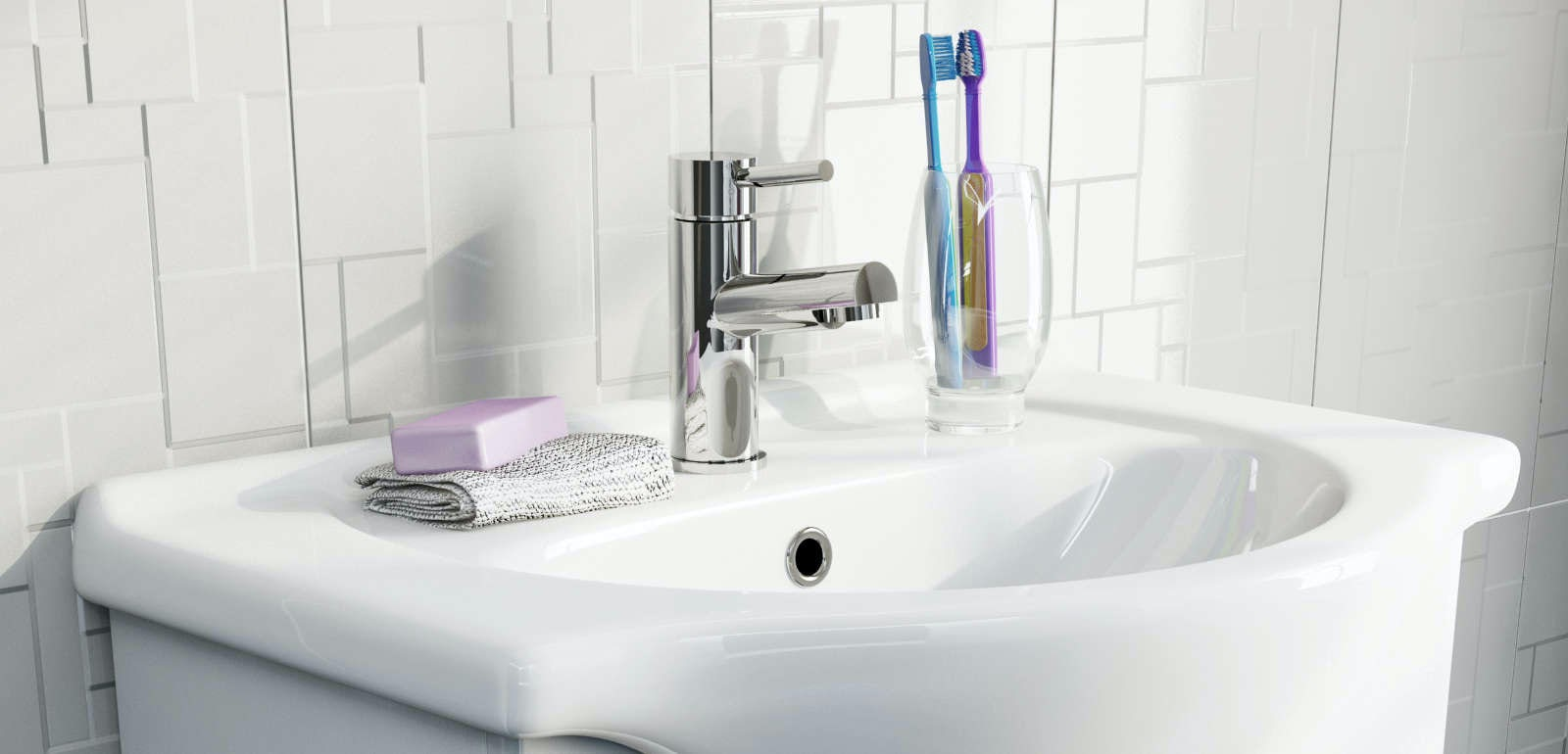 5 of the best: Bathroom sink cabinets