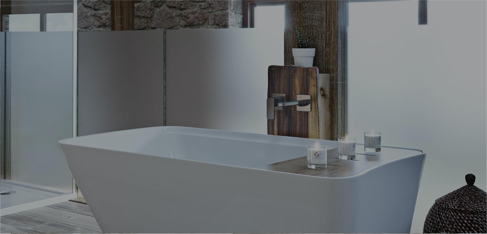 Bathroom ideas: Refined Rustic part 3