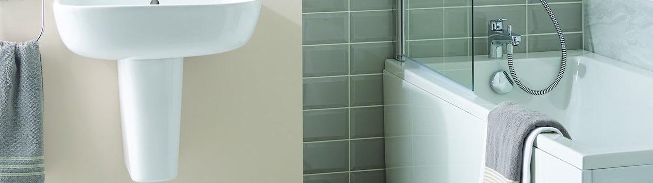 Expert tips for creating an easy-clean bathroom