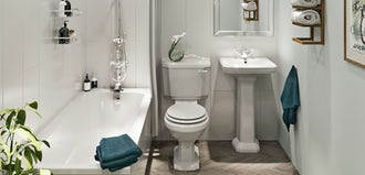 Reclaiming your bathroom after a break up: 5 top tips
