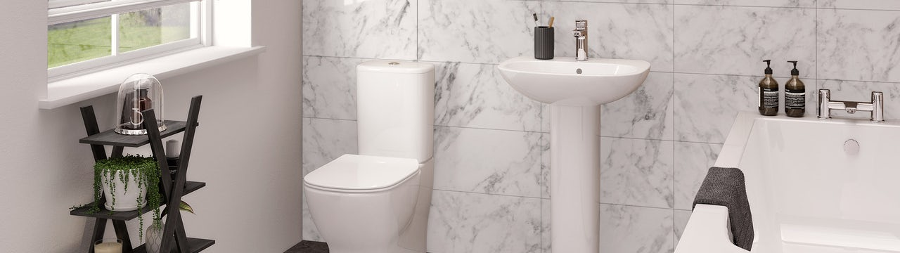 Ideal Standard: 5 tips to create the perfect rental bathroom