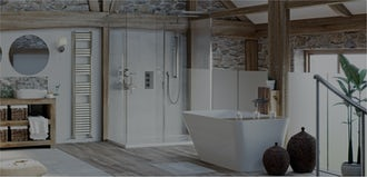 Bathroom ideas: Refined Rustic part 1