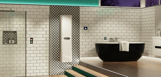Bathroom ideas: Future Fusion