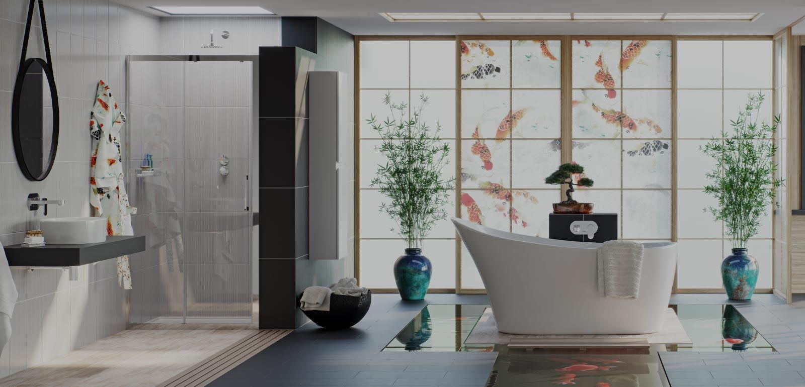Your guide to buying your bathroom online