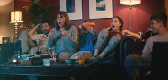 Our new TV ad: Meet the family