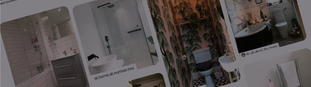 Small Spaces: 52 small bathroom ideas