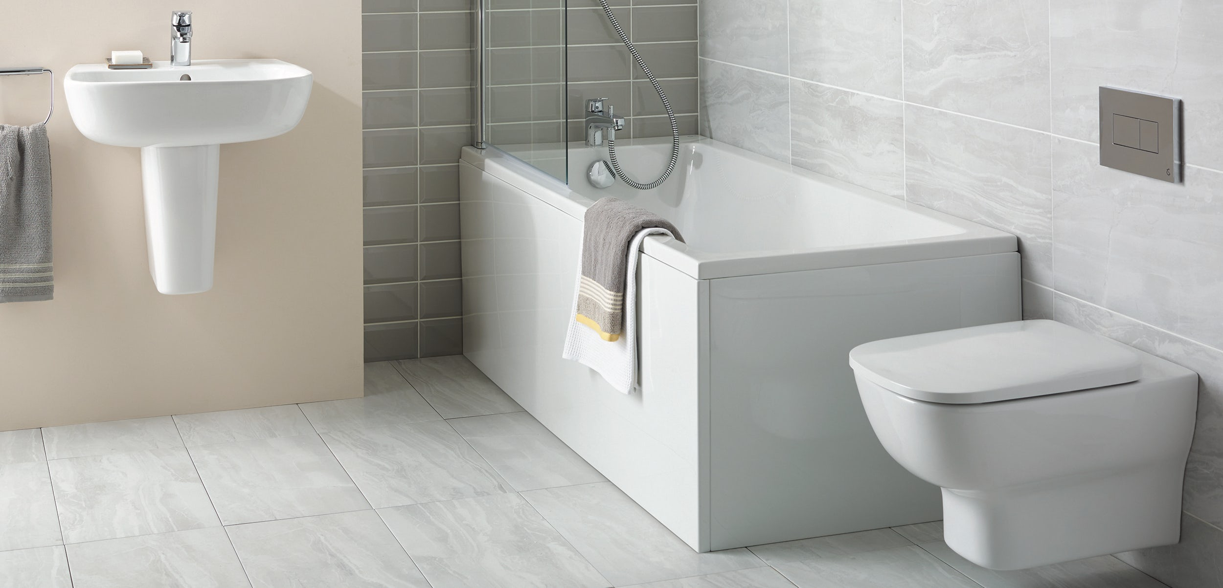 Ideal Standard: What to consider when creating an eco-friendly bathroom