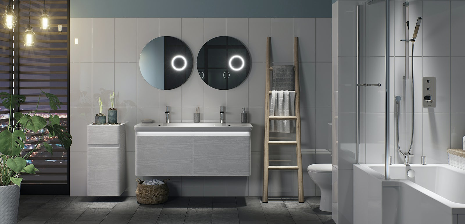 how much bathroom furniture do you need. Black Bedroom Furniture Sets. Home Design Ideas