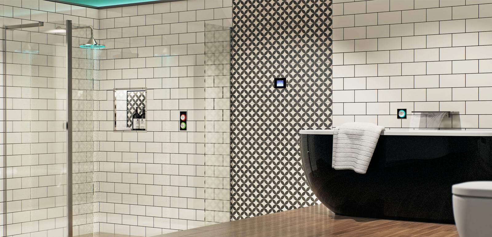 SmarTap: The bathroom of the future is here