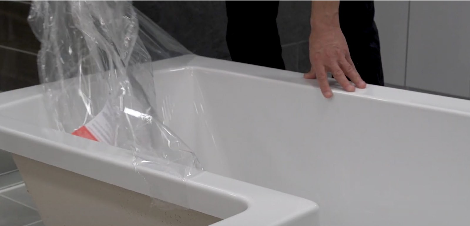 How to inspect your new bath