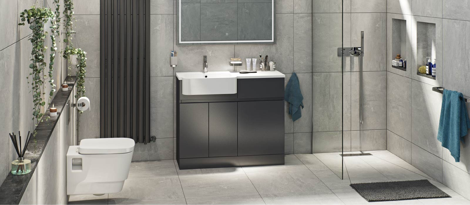 10 modern bathroom ideas for 2020 and beyond