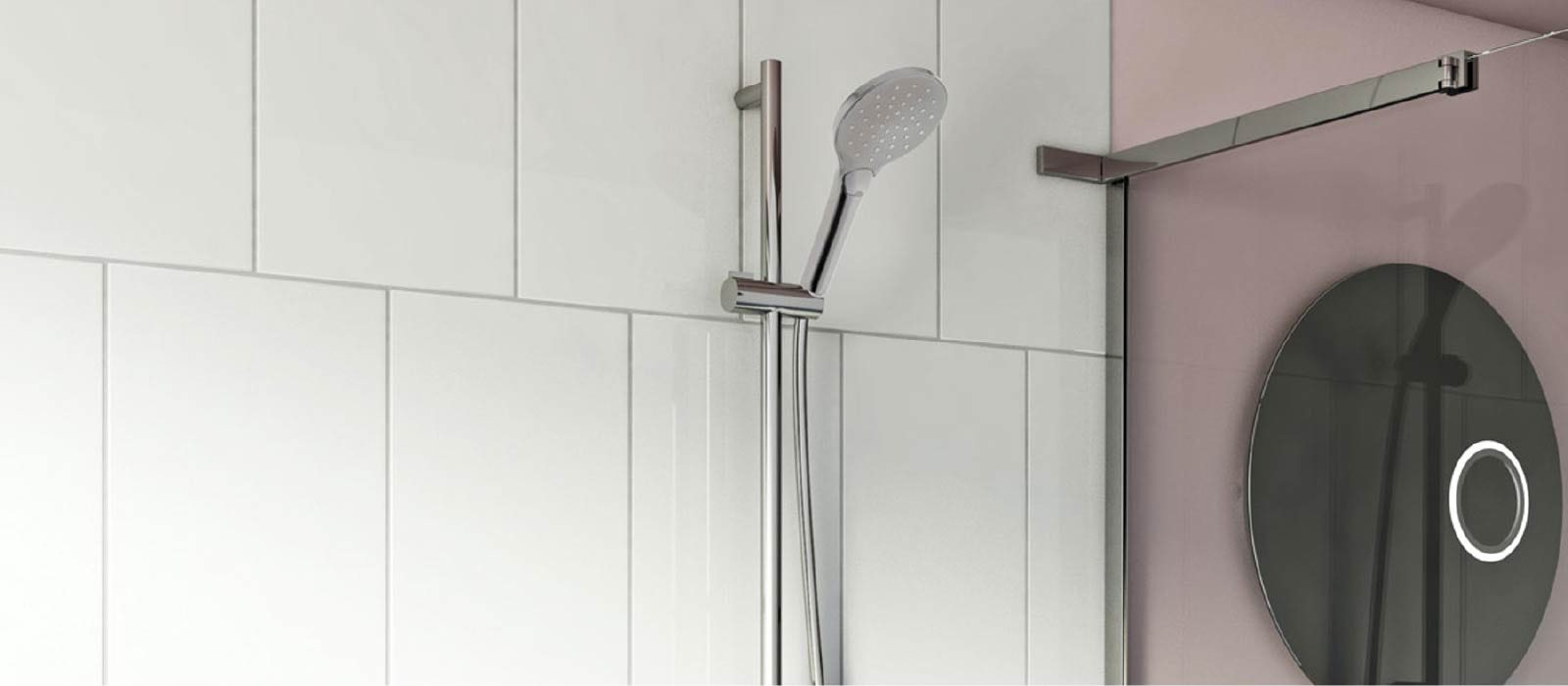 Replacing a shower head holder—what are your options?