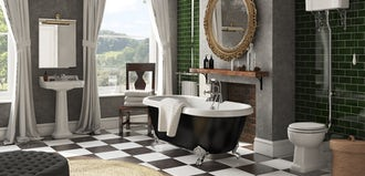 Bathroom ideas: Vintage Chic