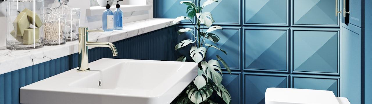 8 beautiful blue bathroom ideas