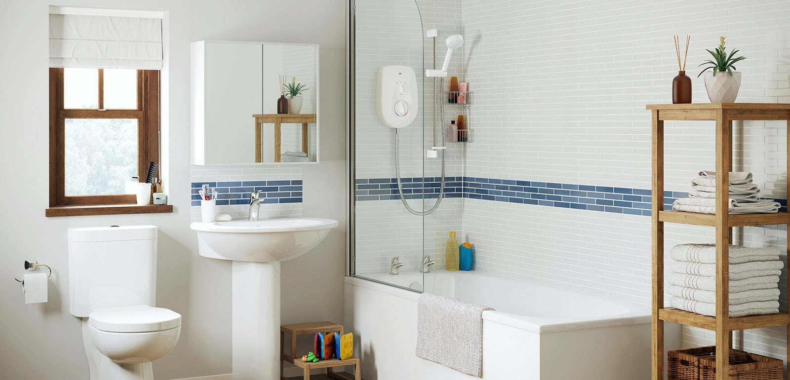 5 time-saving spring cleaning tips from Mira Showers