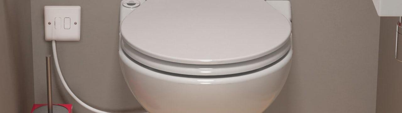 How do Saniflo toilets work?