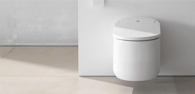 The Japanese toilet: Making it big in the UK