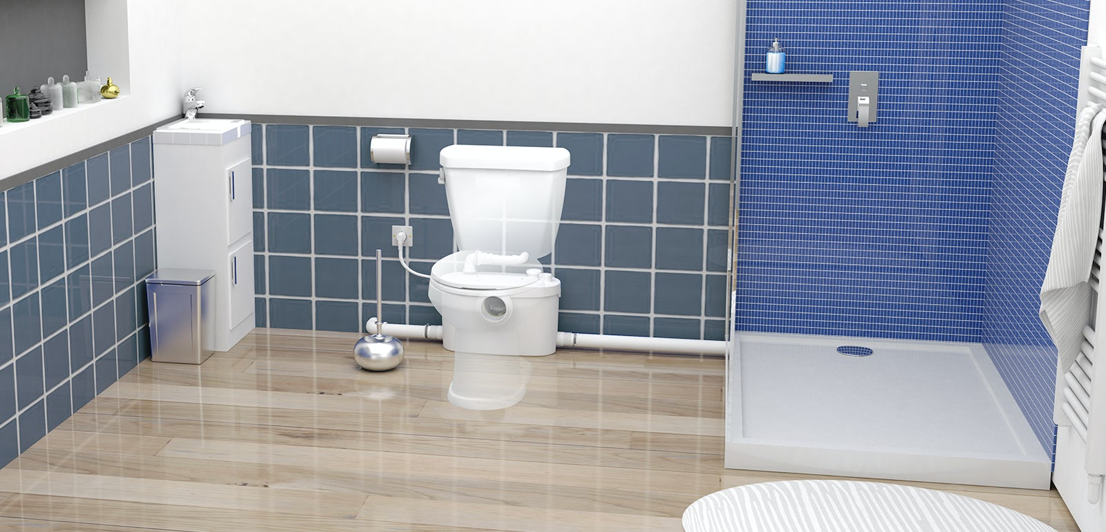 How To Add Bathrooms To Your Property With Saniflo Victoriaplum Com