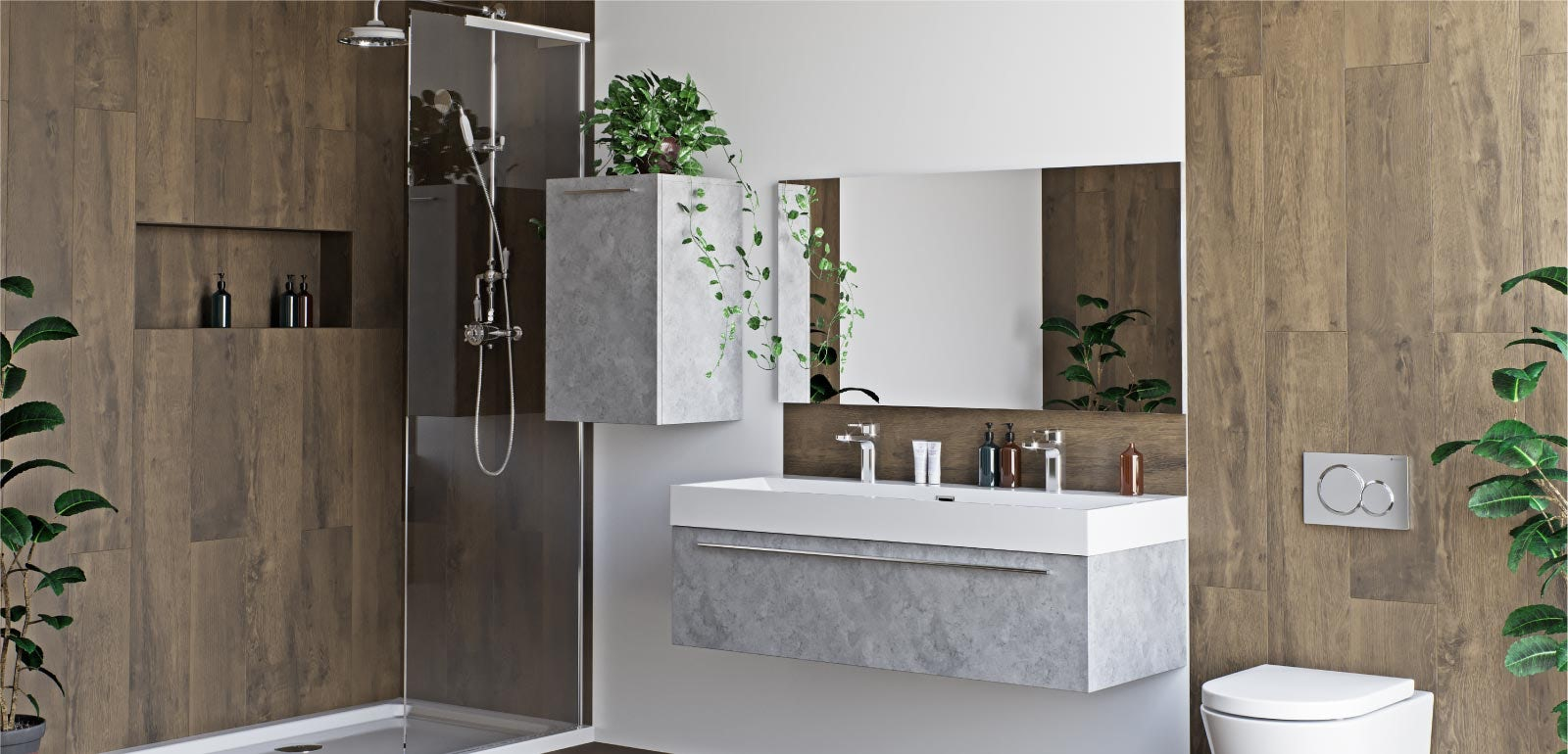 7 stunning contemporary bathroom ideas for 2020