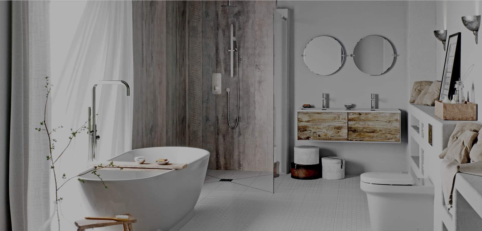 5 bathing beauties: Bath ideas for 2019