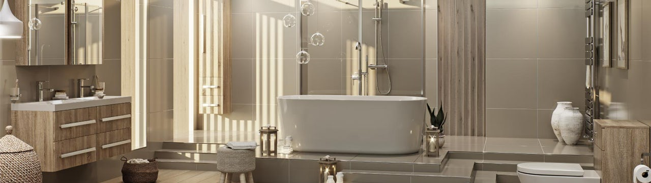 Bathroom Ideas: Pure Harmony