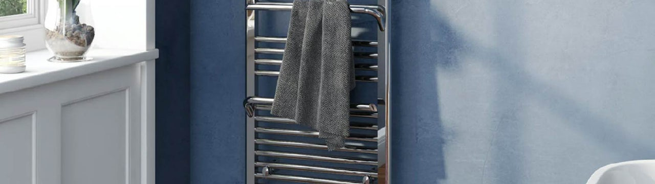 Do towel rails heat the bathroom?