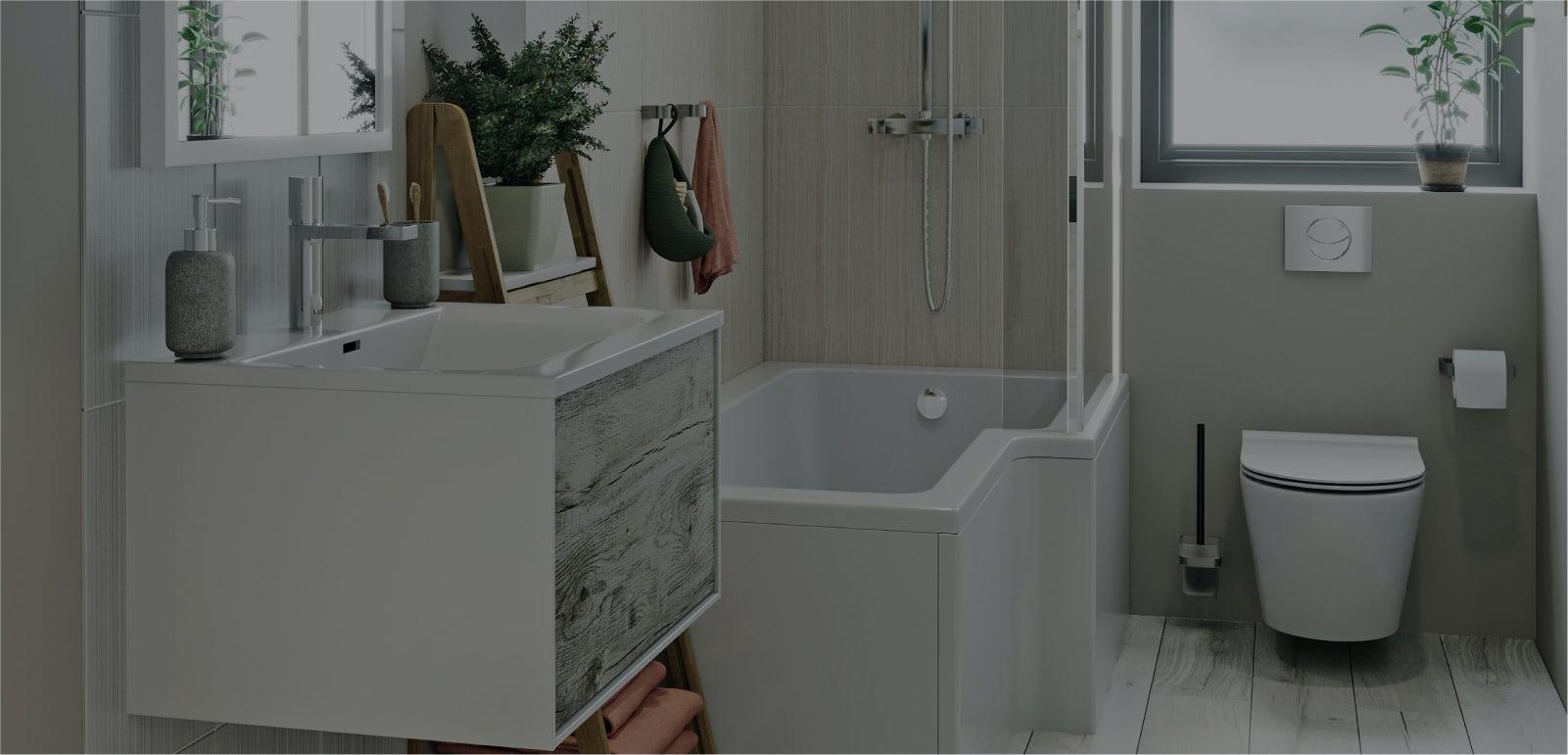 Bathroom Ideas: Lagom—the new Scandi style part 2