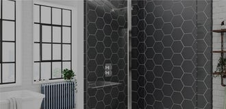 Modern Fixes: How to clean a shower screen