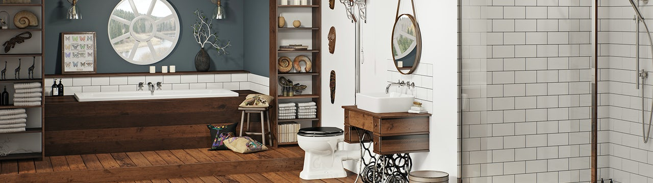Bathroom ideas: Objects of Desire