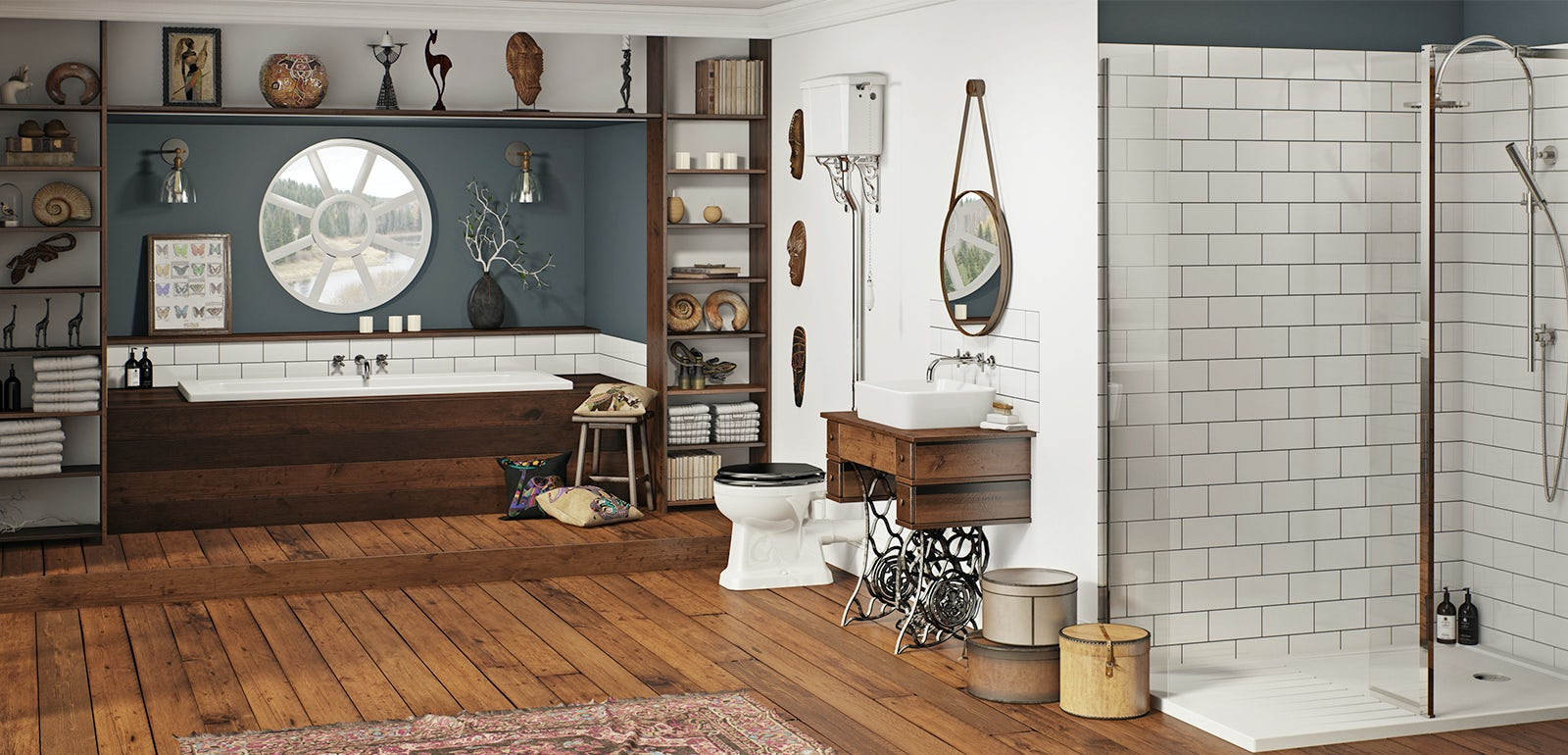 Bathroom ideas: Objects of Desire