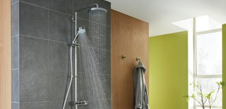 Mira showers and shower trays now in stock
