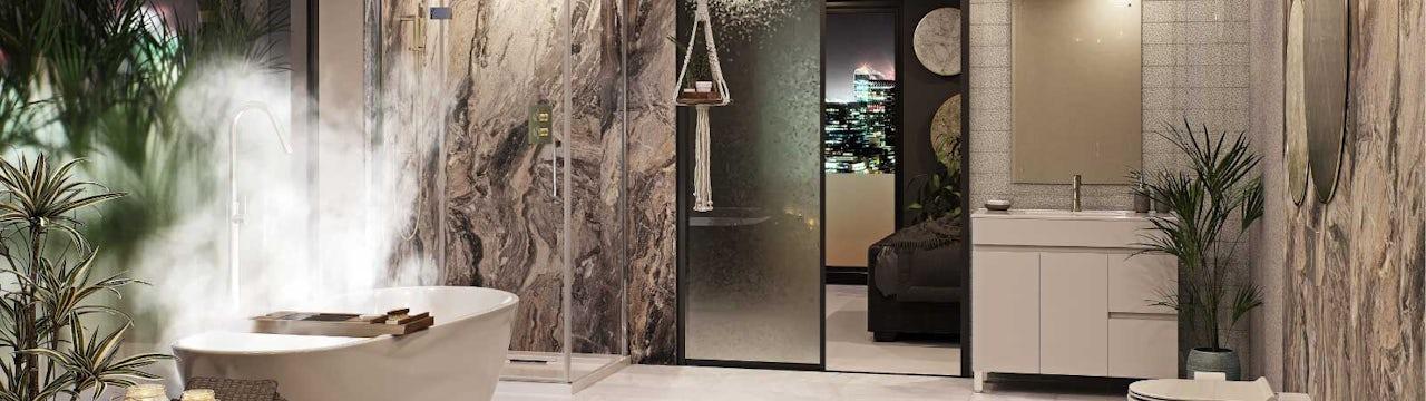 Bathroom Ideas: Ritual Retreat