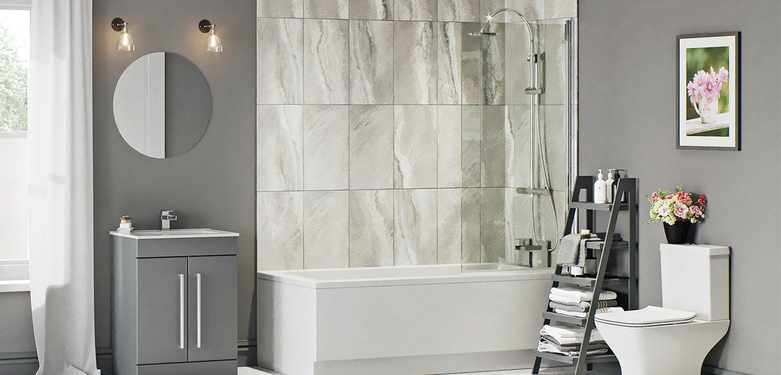 Shower baths buying guide   VictoriaPlum.com