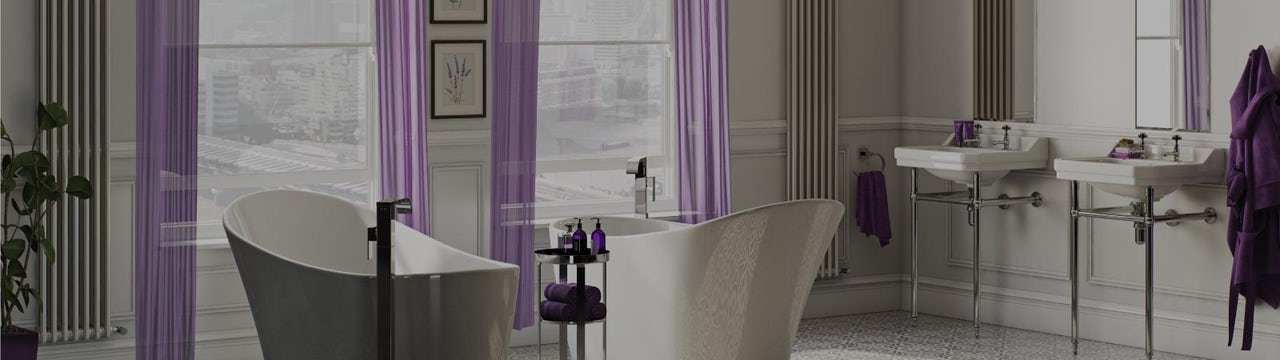 Working with colour: 6 bright bathroom colour ideas