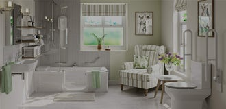 Independent Living: Adapting your bathroom for disabled or elderly guests
