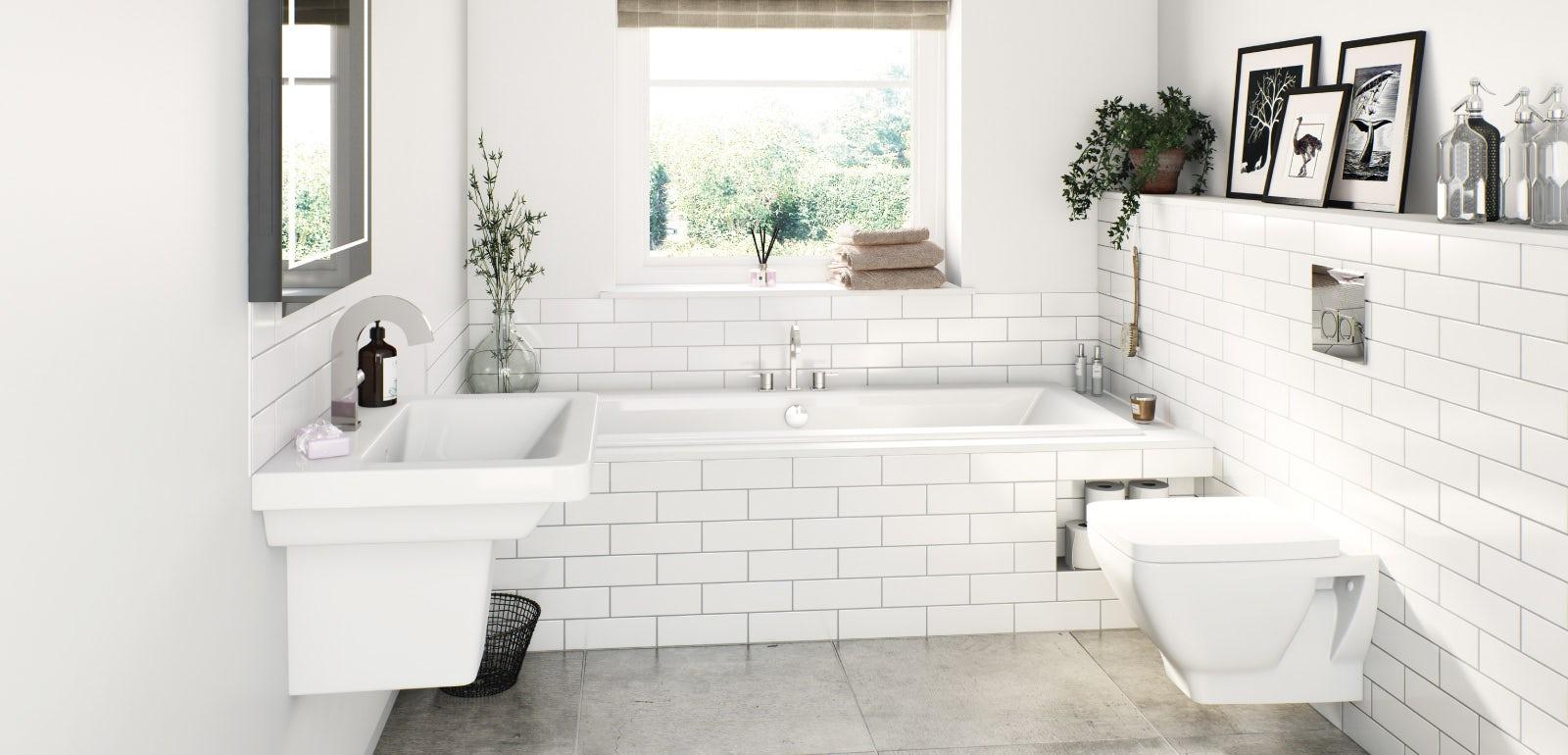 Designer bathroom suites: 5 of the best | VictoriaPlum.com