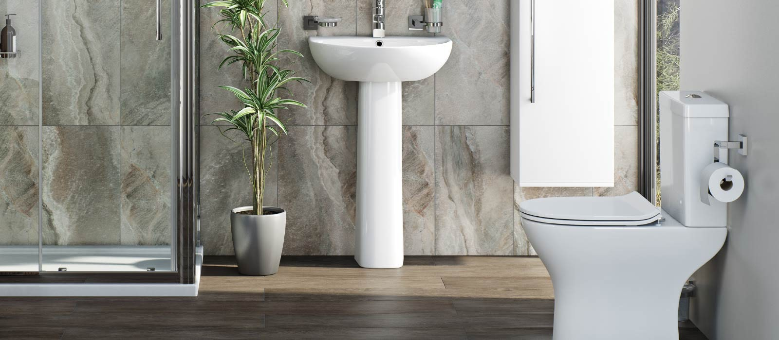 Corner Toilet Ing