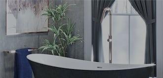 Bathroom Ideas: Be Bold